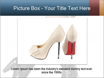 Female feet PowerPoint Templates - Slide 16