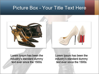 Female feet PowerPoint Templates - Slide 18