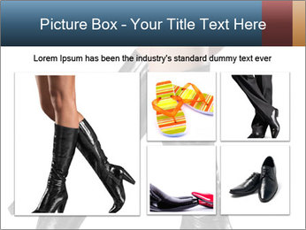Female feet PowerPoint Templates - Slide 19
