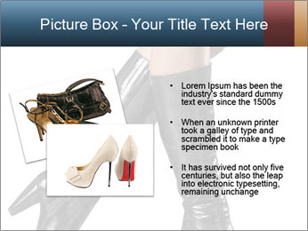 Female feet PowerPoint Templates - Slide 20