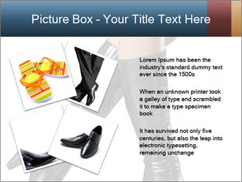 Female feet PowerPoint Templates - Slide 23