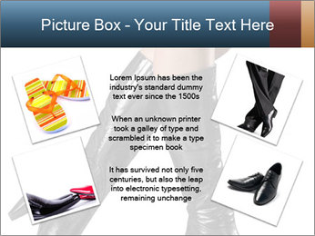 Female feet PowerPoint Templates - Slide 24