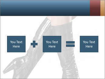 Female feet PowerPoint Templates - Slide 95