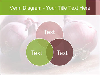 Fresh red onions PowerPoint Templates - Slide 33