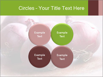 Fresh red onions PowerPoint Templates - Slide 38