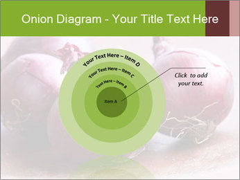 Fresh red onions PowerPoint Templates - Slide 61