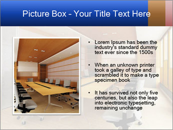 Conference room PowerPoint Templates - Slide 13