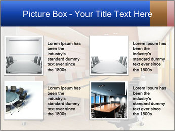 Conference room PowerPoint Template - Slide 14