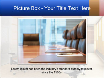 Conference room PowerPoint Template - Slide 16
