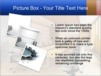 Conference room PowerPoint Template - Slide 17