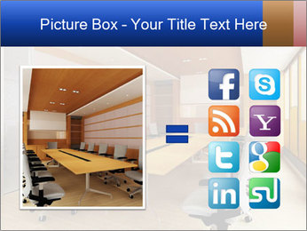 Conference room PowerPoint Template - Slide 21