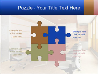 Conference room PowerPoint Template - Slide 43