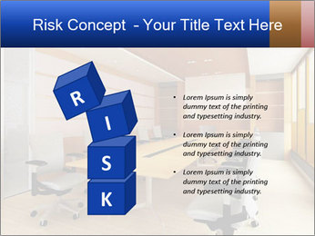 Conference room PowerPoint Template - Slide 81