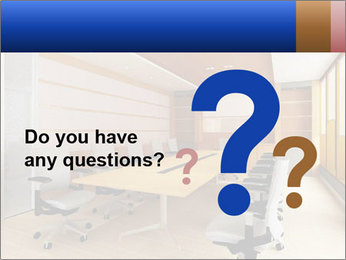 Conference room PowerPoint Templates - Slide 96