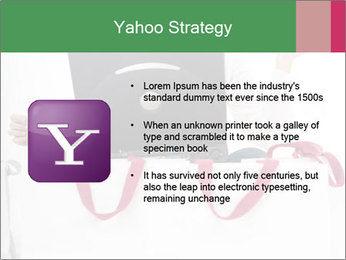 Exstatic young blond PowerPoint Templates - Slide 11