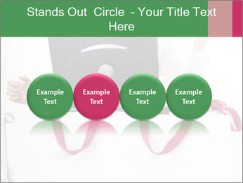 Exstatic young blond PowerPoint Templates - Slide 76
