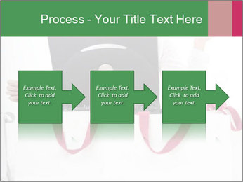 Exstatic young blond PowerPoint Templates - Slide 88