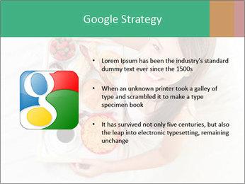 Woman having breakfast PowerPoint Templates - Slide 10