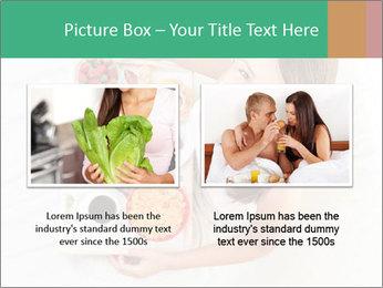 Woman having breakfast PowerPoint Templates - Slide 18