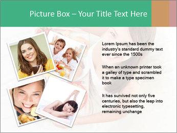 Woman having breakfast PowerPoint Templates - Slide 23