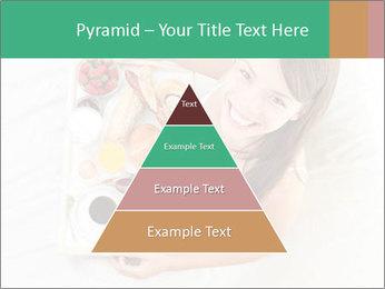 Woman having breakfast PowerPoint Templates - Slide 30