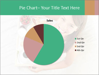 Woman having breakfast PowerPoint Templates - Slide 36