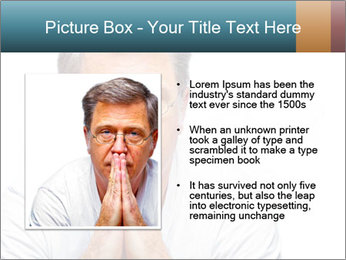 Reading glasses PowerPoint Templates - Slide 13