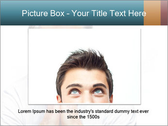 Reading glasses PowerPoint Templates - Slide 15
