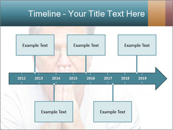 Reading glasses PowerPoint Templates - Slide 28