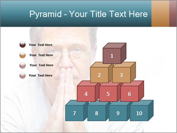 Reading glasses PowerPoint Templates - Slide 31
