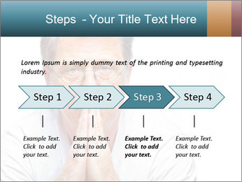 Reading glasses PowerPoint Templates - Slide 4