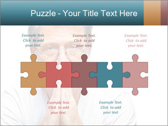Reading glasses PowerPoint Templates - Slide 41