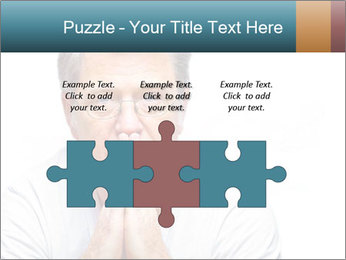 Reading glasses PowerPoint Templates - Slide 42