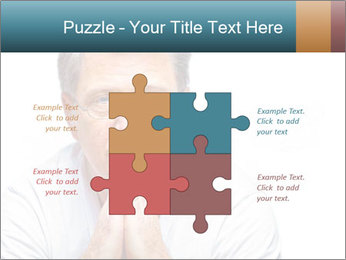 Reading glasses PowerPoint Templates - Slide 43