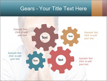 Reading glasses PowerPoint Templates - Slide 47