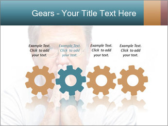 Reading glasses PowerPoint Templates - Slide 48