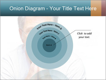 Reading glasses PowerPoint Templates - Slide 61