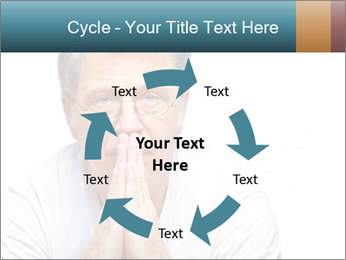 Reading glasses PowerPoint Templates - Slide 62