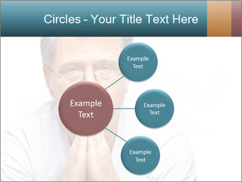 Reading glasses PowerPoint Templates - Slide 79