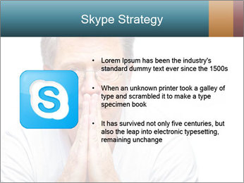 Reading glasses PowerPoint Templates - Slide 8