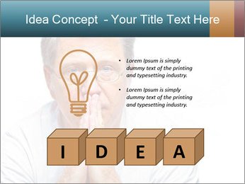 Reading glasses PowerPoint Templates - Slide 80