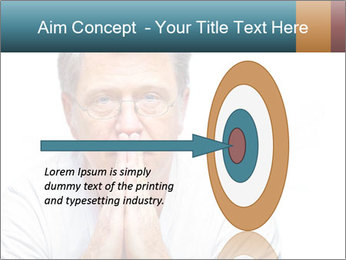 Reading glasses PowerPoint Templates - Slide 83