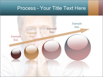 Reading glasses PowerPoint Templates - Slide 87
