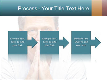 Reading glasses PowerPoint Templates - Slide 88