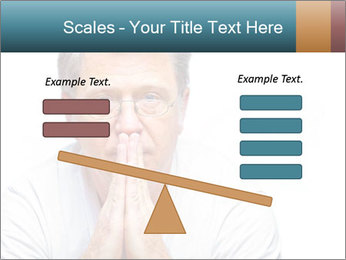 Reading glasses PowerPoint Templates - Slide 89