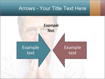 Reading glasses PowerPoint Templates - Slide 90