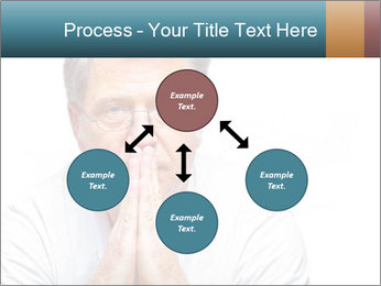 Reading glasses PowerPoint Templates - Slide 91