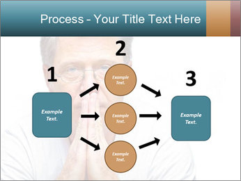 Reading glasses PowerPoint Templates - Slide 92