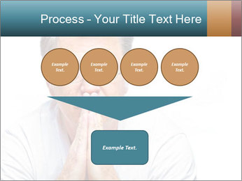 Reading glasses PowerPoint Templates - Slide 93
