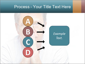 Reading glasses PowerPoint Templates - Slide 94
